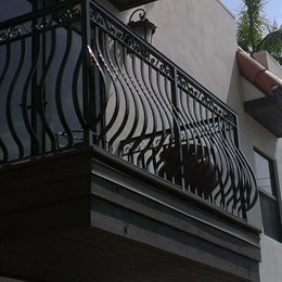 Exterior Railings | Iron Railings | Balcony Railings | Sarasota ...